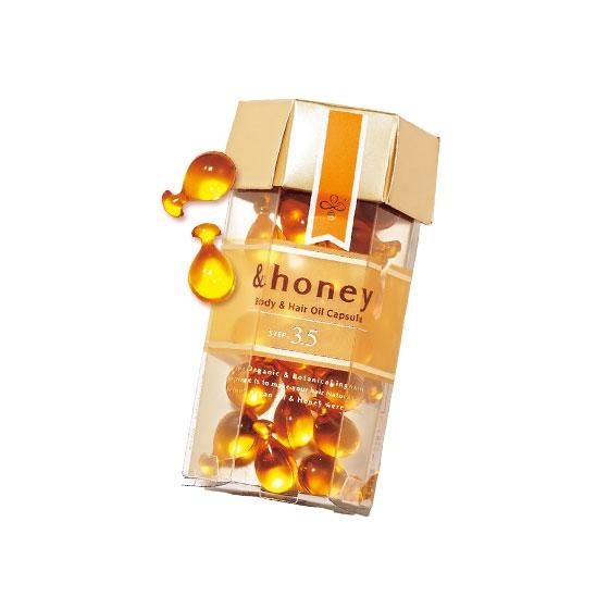 &honey ボディ&ヘアオイルカプセル3.5
