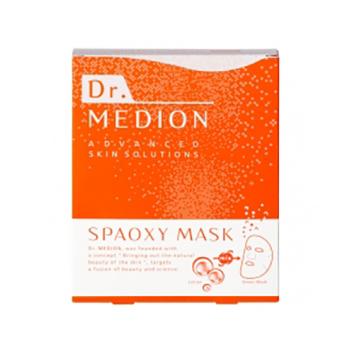 ドクターメディオン,炭酸シートマスク スパオキシマスク3回分