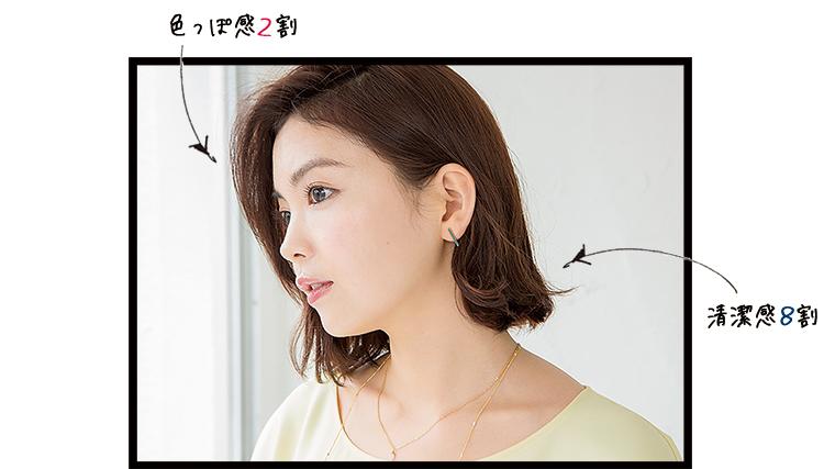 VOCE4月号,82ヘア,ハニーヘア,矢野未希子