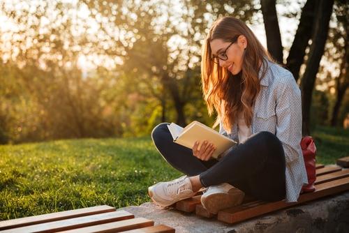 本を一冊読み切る