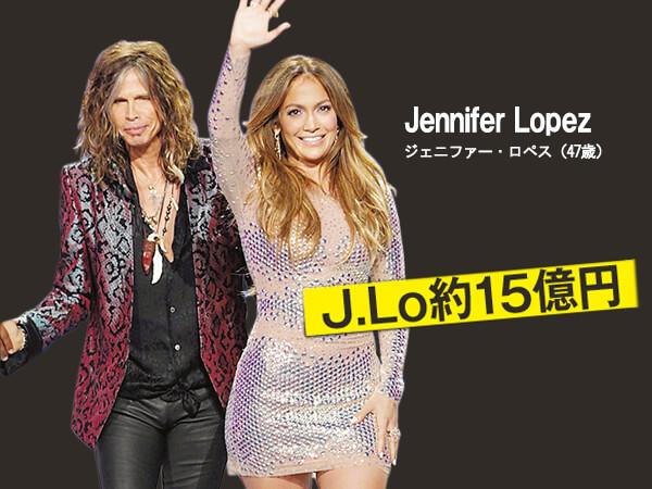 Jennifer Lopez,ジェニファーロペス