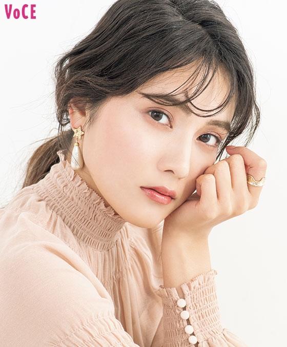 VOCE3月号 AKB48 入山杏奈