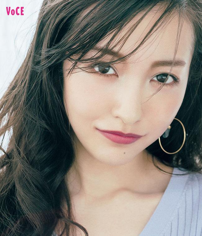 VOCE2019年6月号 板野友美