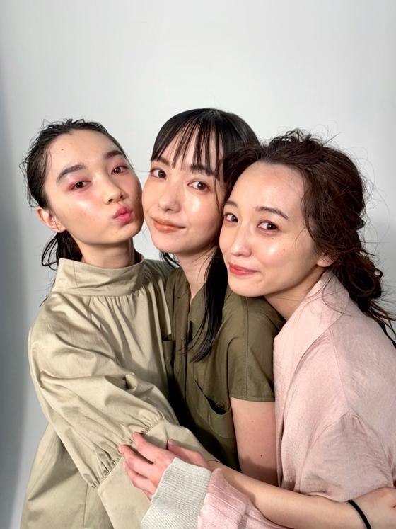 ヘアメイク菊地美香子さん出演