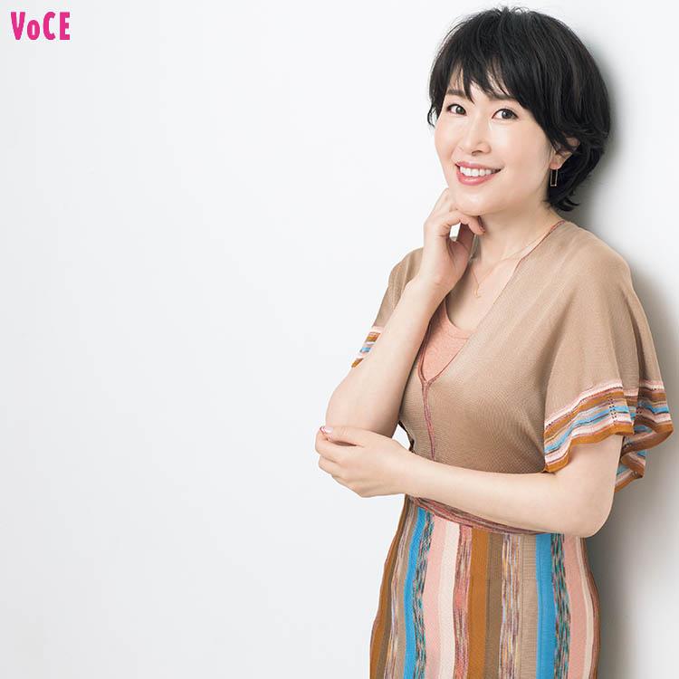VOCE2019年6月号 小林ひろ美