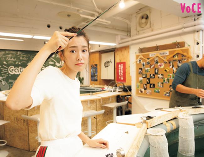 VOCE2019年9月号 桐谷美鈴