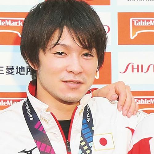 内村航平,日本体操男子,