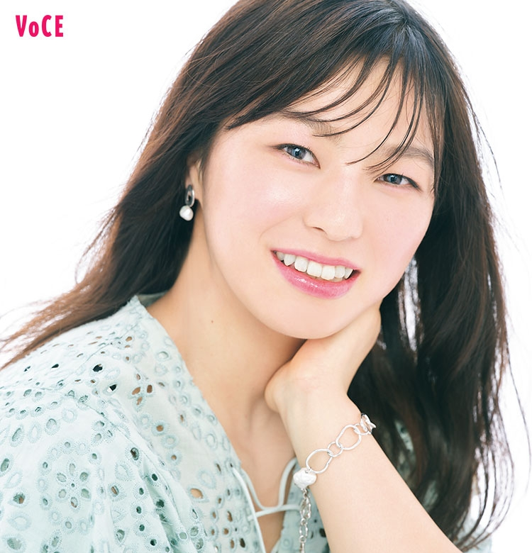 VOCE2020年6月号 川井友香子