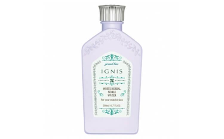 イグニス,ホワイトハーバル ノーブル ミルク