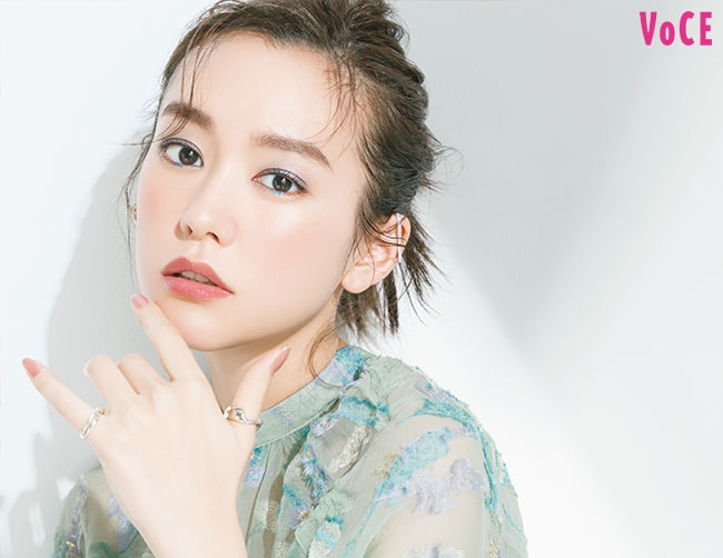 VOCE2020年6月号 桐谷美玲