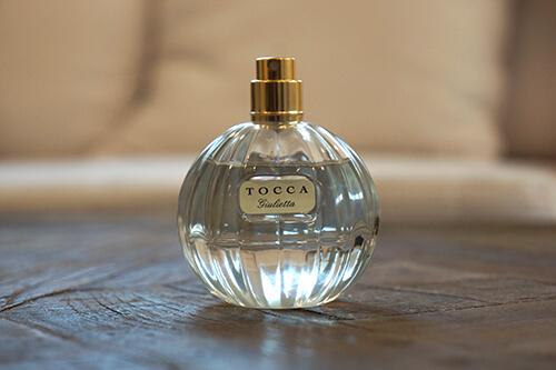 TOCCA,オードパルファム,ジュリエッタの香り