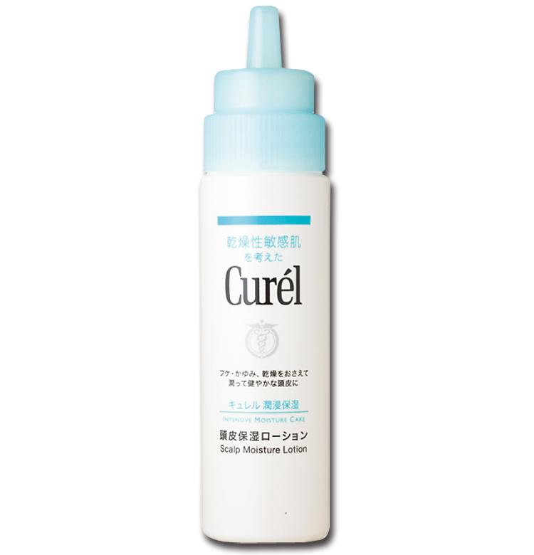 キュレル,頭皮保湿ローション,Curel