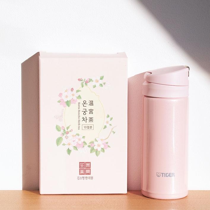 韓方茶、ボトル