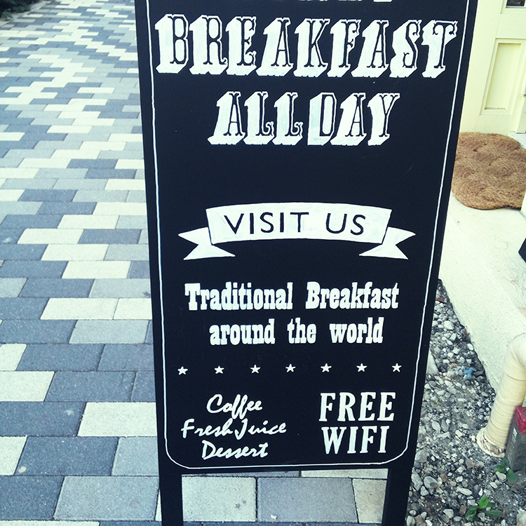 WORLD BREAKFAST ALLDAY,神宮前,