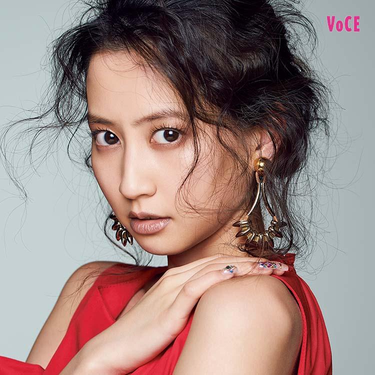 VOCE2018年4月号 河北麻友子