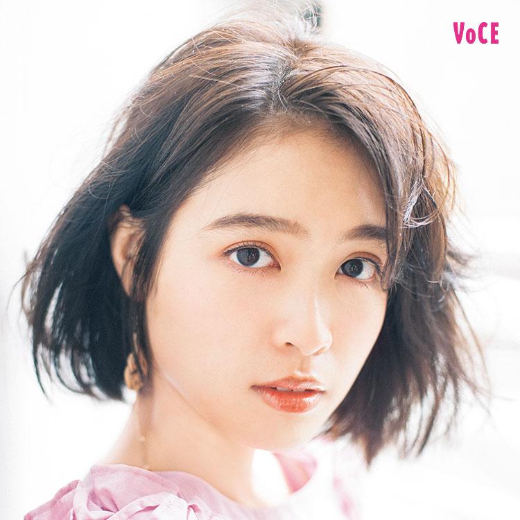 VOCE2018年6月号 松本愛