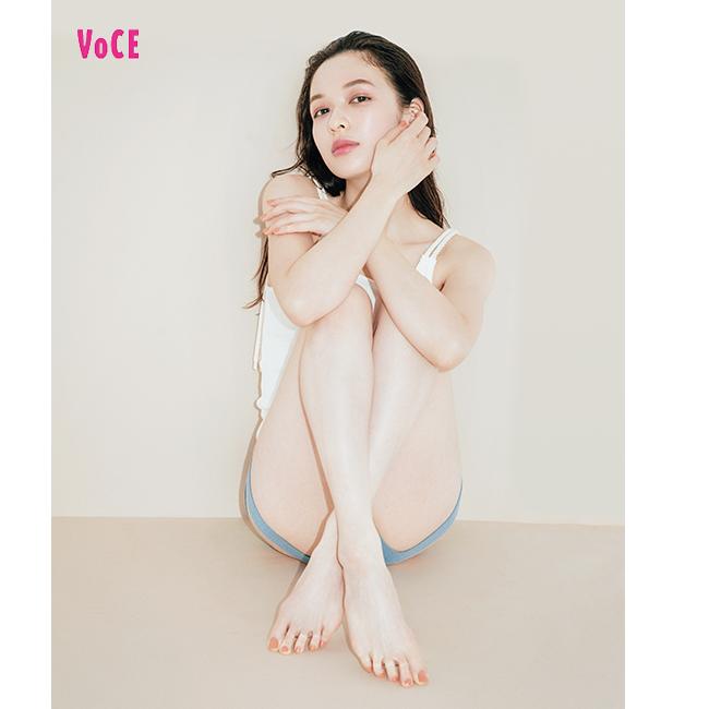 VOCE2019年6月号 森絵梨佳