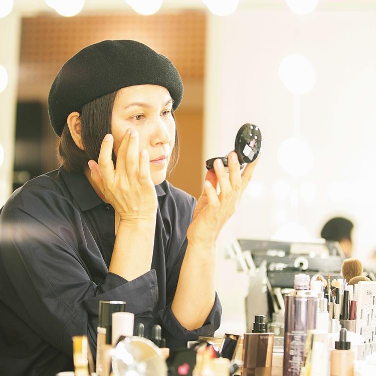 VOCE8月号,ベスコス選者,インタビュー,ヘア&メイクアップアーティスト 千吉良恵子