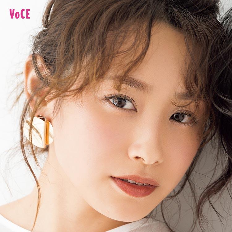 VOCE2018年4月号 高橋愛