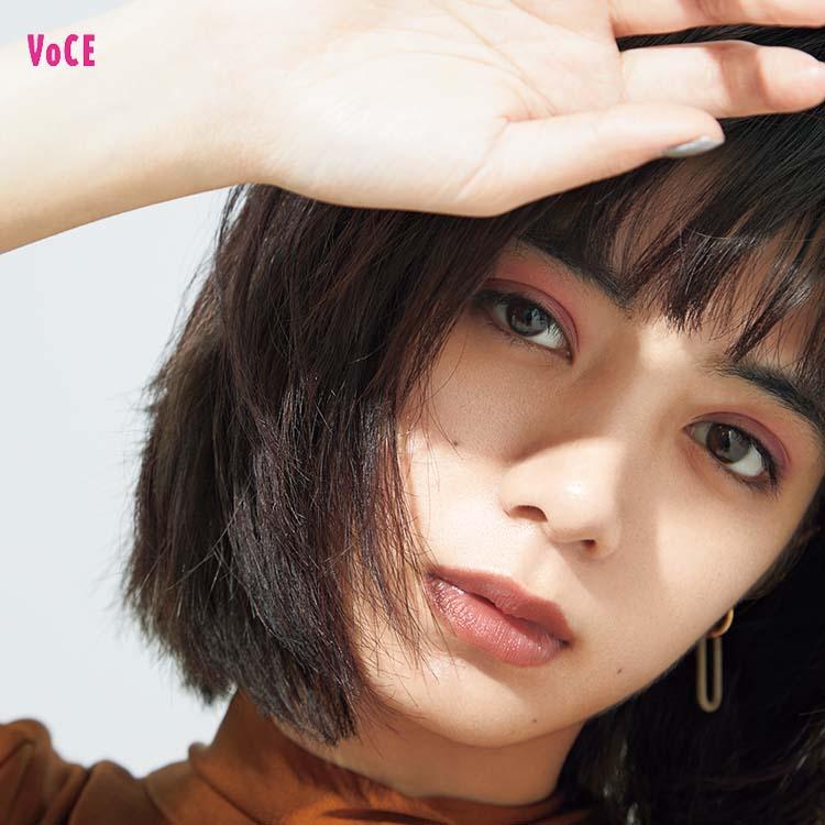 VOCE2019年1月号 池田エライザ