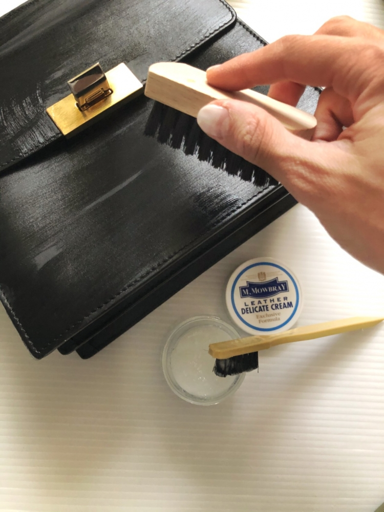 革専用のデリケート用クリーム