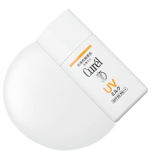 キュレル UVミルク SPF30/PA++