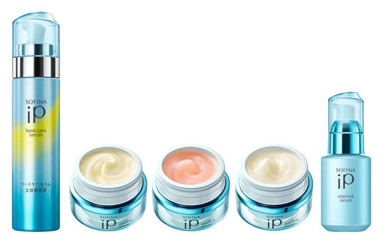SOFINA iPのダブル美容液