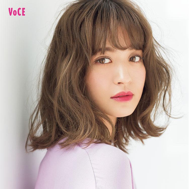 VOCE2018年10月号 野崎萌香