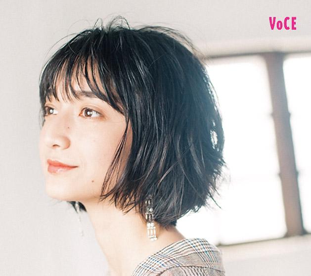 VOCE2018年6月号 高瀬真奈