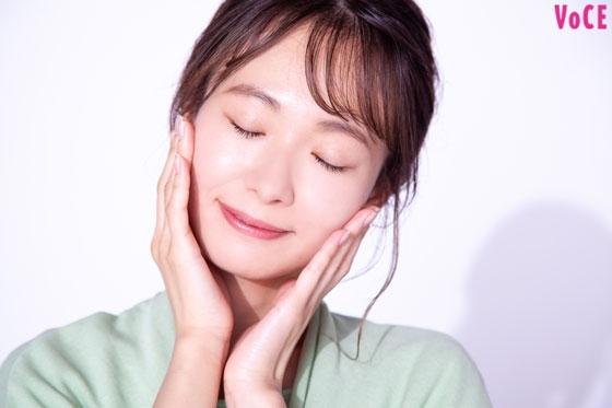 洗顔後のイメージ