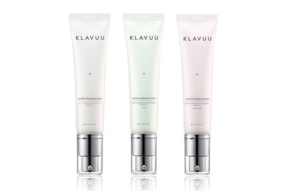 KLAVUU[クラビュー]ホワイトパールセーションバックステージクリーム