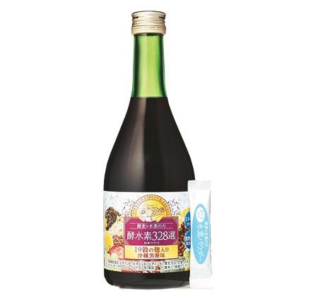 酵水素328選ドリンク 沖縄黒糖味