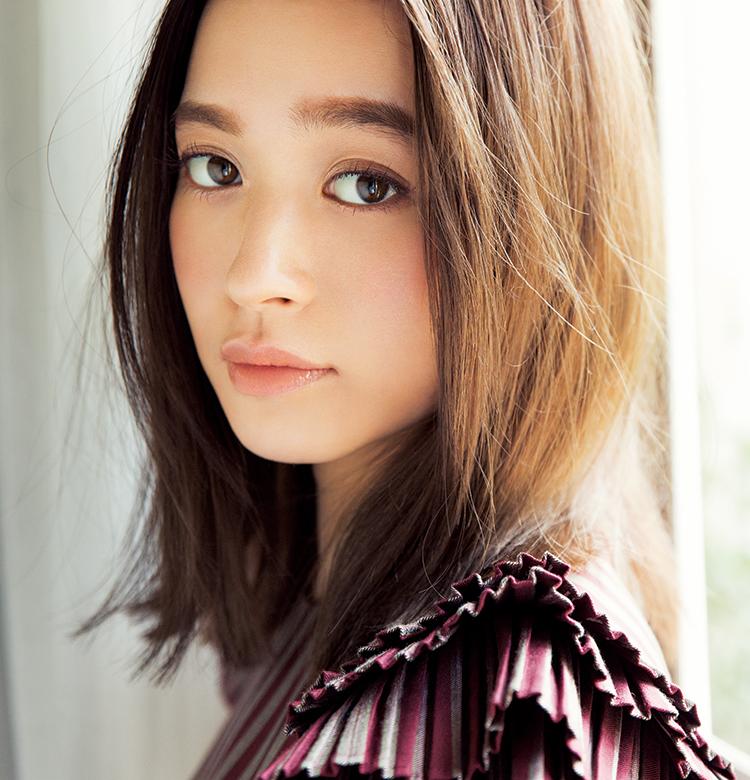 voce11月号,ショコラメイク,野崎萌香