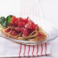トマトの冷製パスタ(336kcal)