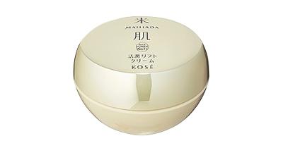 米肌 活潤リフトクリーム 40g ¥7000/コーセープロビジョン