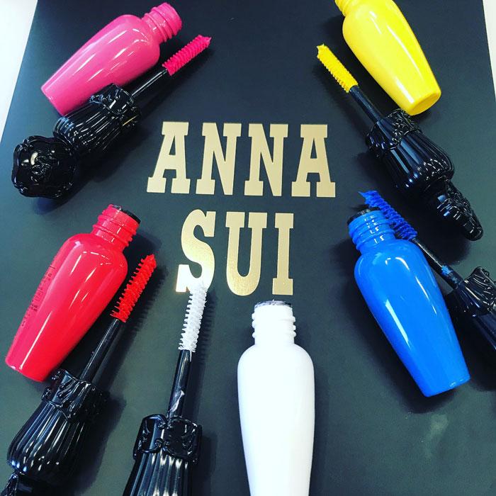 ANNA SUI,アナ スイ,カラー マスカラ