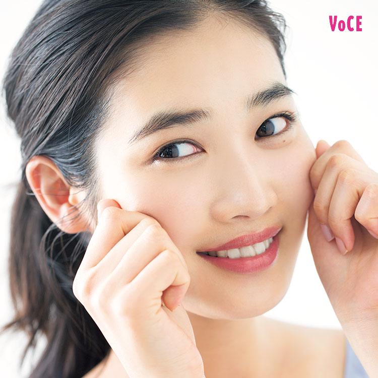 VOCE2018年7月号 林田岬優
