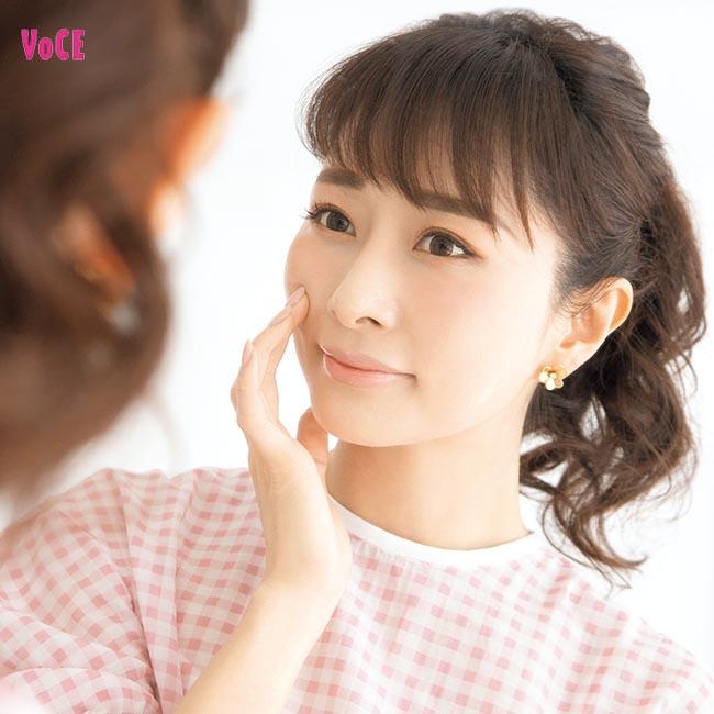 VOCE2019年7月号 石井美保