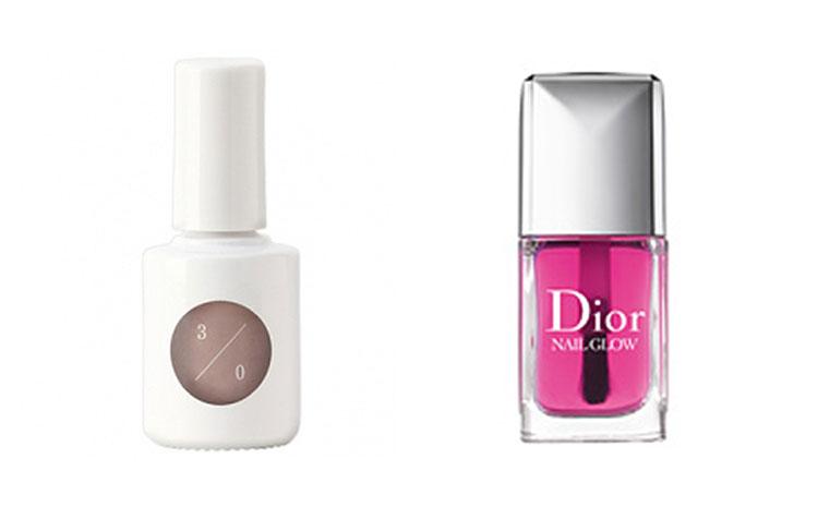 uka,カラーベースコート ゼロ,Dior,ネイルグロウ