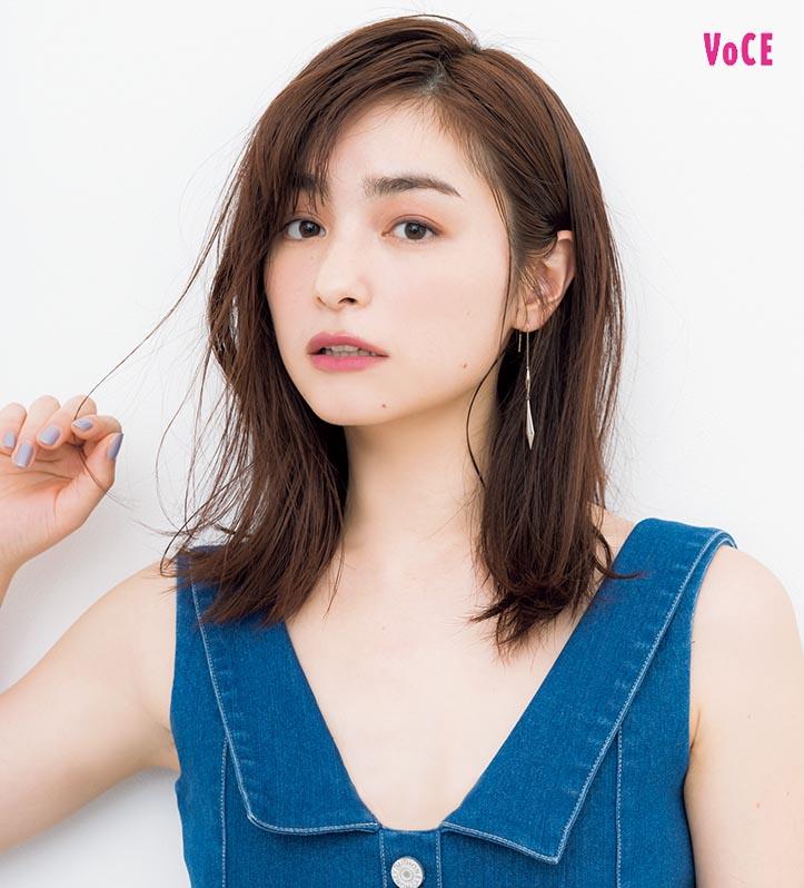VOCE2019年7月号 松原菜摘(VOCE専属)