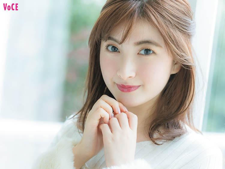 VOCE2019年3月号 岸本美咲