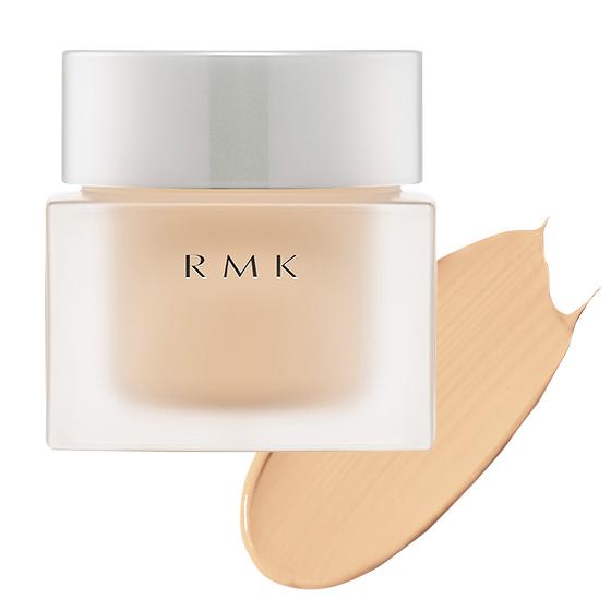 RMK クリーミィファンデーション EX