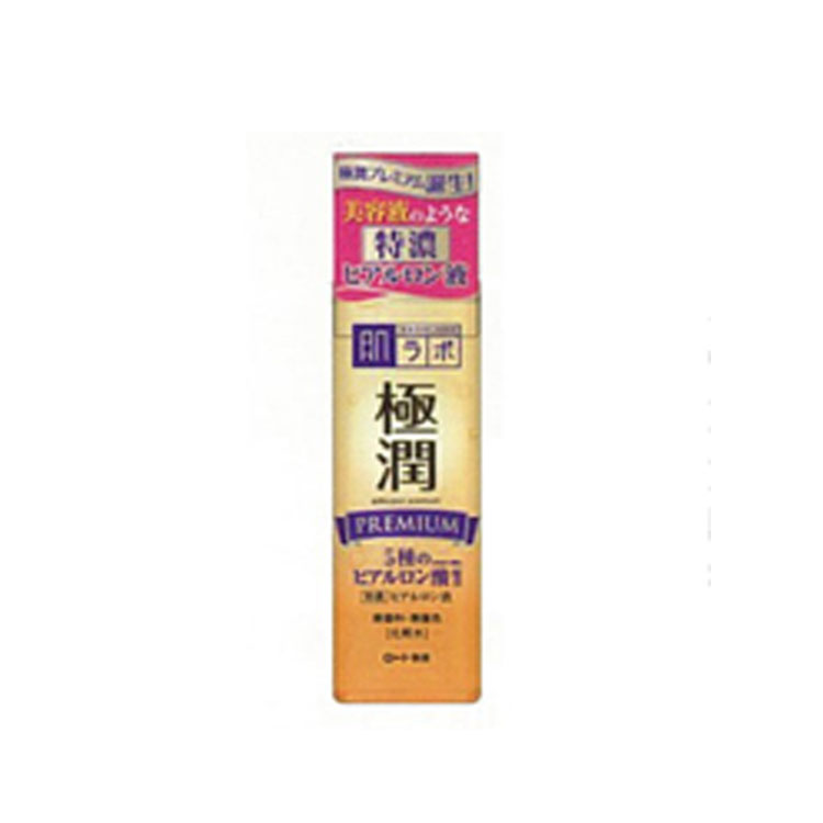 肌ラボ 極潤プレミアム ヒアルロン液 /ロート製薬