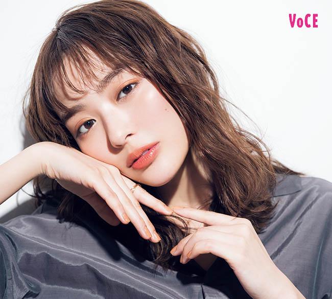 VOCE2019年6月号 内田理央