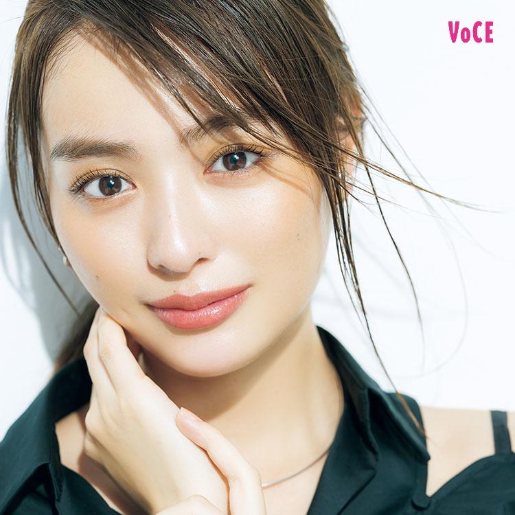 VOCE2019年3月号 内田理央