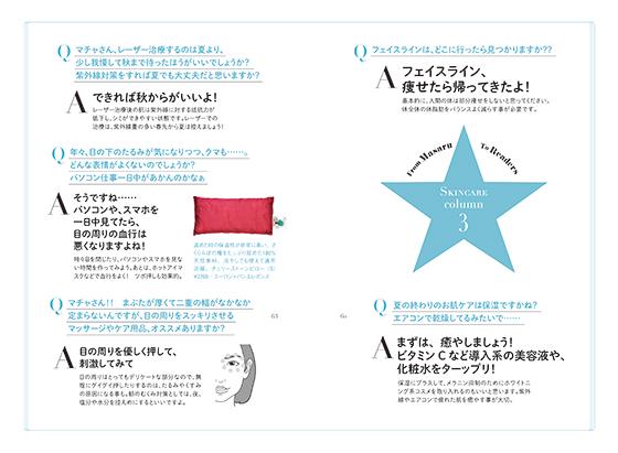 濱田マサル,「読む」美容事典,voce,