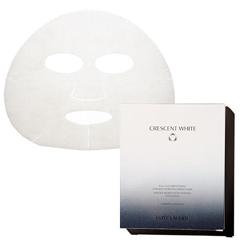クレッセント ホワイト エッセンス マスク〈医薬部外品〉23g×6枚 ¥9000/エスティ ローダー