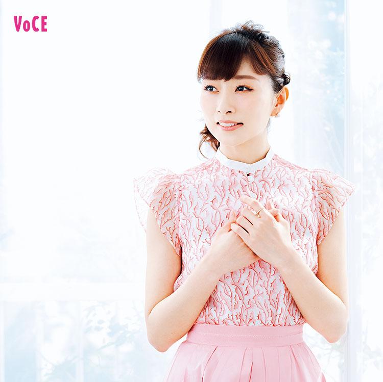 VOCE2018年9月号 石井美保