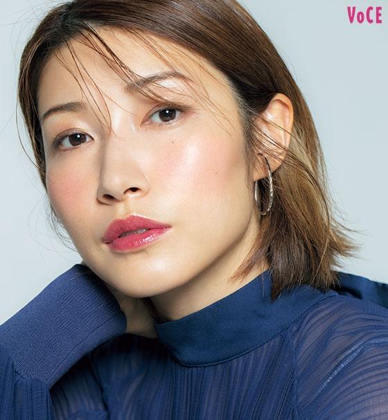 VOCE2020年1月号 狩野舞子