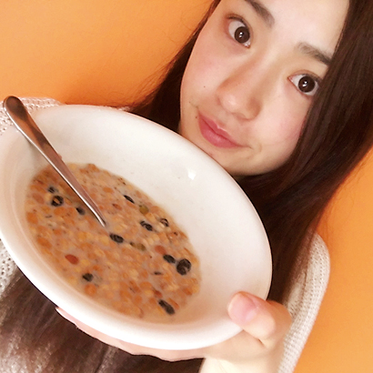 VOCE9月号,モデル,工藤陽美,チアシードグラノーラ,